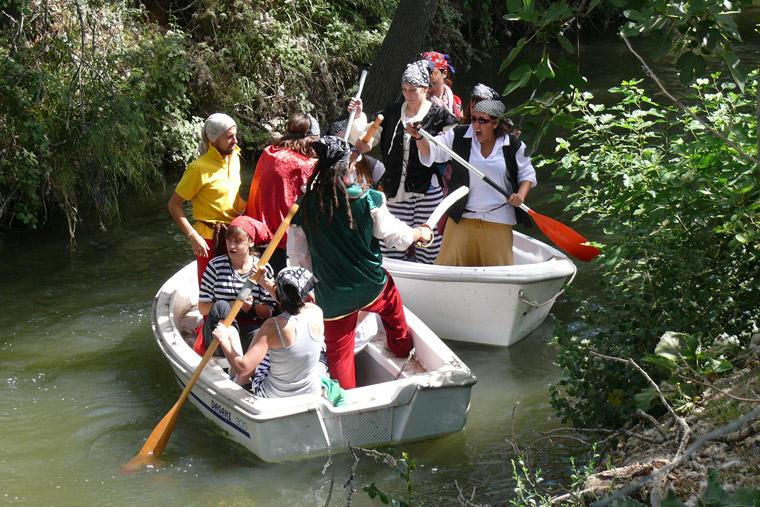 Los piratas de La Esgaravita.