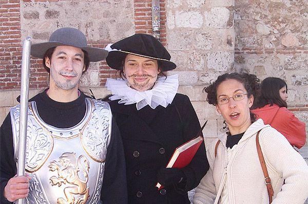 Turismo cultural en el Albergue Granja Escuela La Esgaravita.